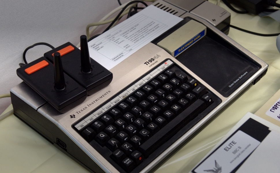 Happy Mother's Day, TI-99/4a!